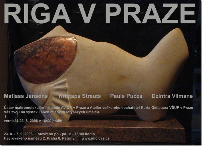 pozvanka Riga email