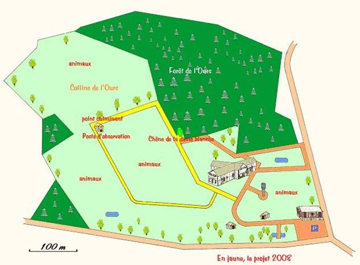 plan ferme pedagogique grasi 2008