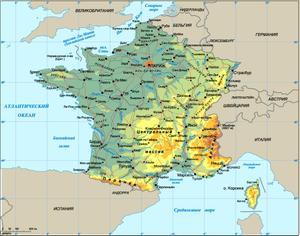 France_carte